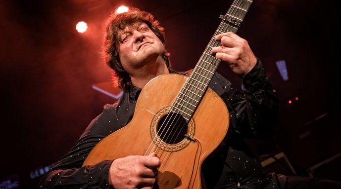 Eric Vaarzon Morel – Ode aan maestro Paco de Lucia