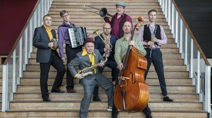 Amsterdam Klezmer Band – Theater voorstellingen