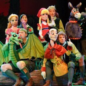 De Efteling Musical – Sprookjesboom – Theater