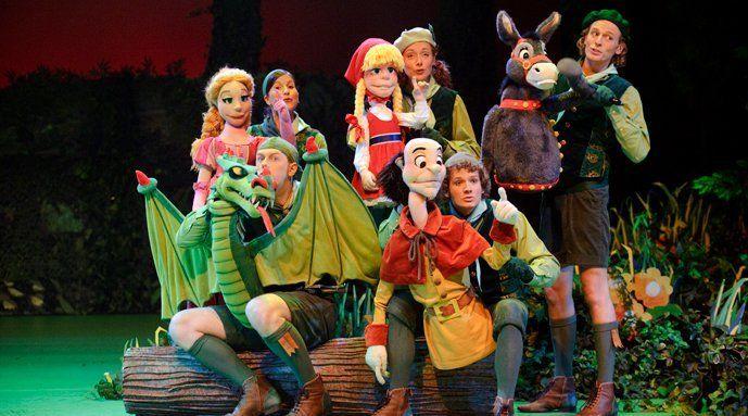 De Efteling Musical – Sprookjesboom – Theater