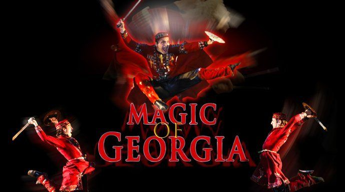 Magic of Georgia – Dans Theater