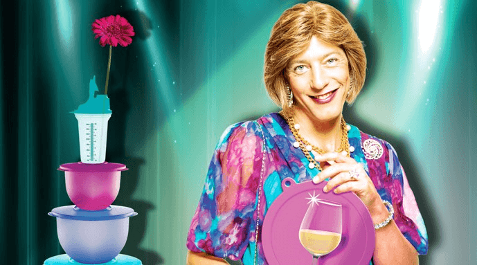 Marja's Tupper Topper Party – Theater ticket