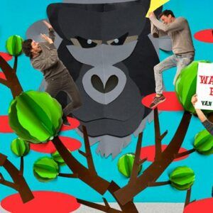 Meneer Monster – Theater kindervoorstelling