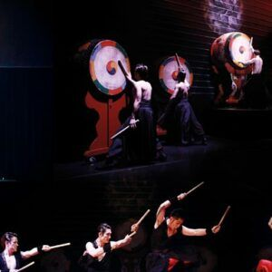 TAGO – Korean Drum – Theater voorstelling