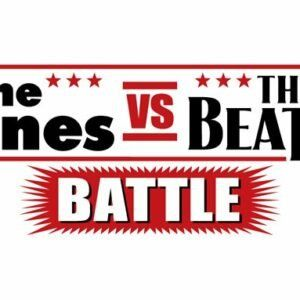 The Stones vs The Beatles Battle – Theater ticket