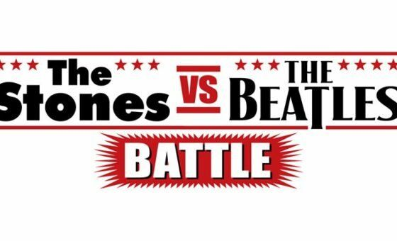 The Stones vs The Beatles Battle