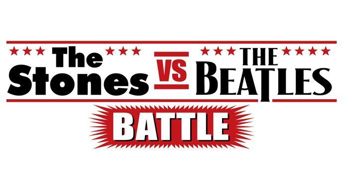 The Stones vs The Beatles Battle – Theater ticket