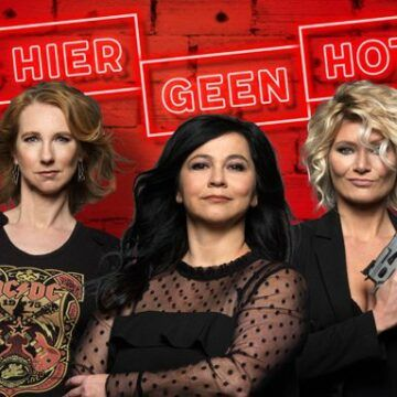 Tis Hier Geen Hotel – Theater tickets