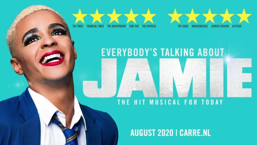 Everybody's Talking About Jamie – Tickets