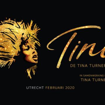 Tina- De Tina Turner Musical – Theater tickets