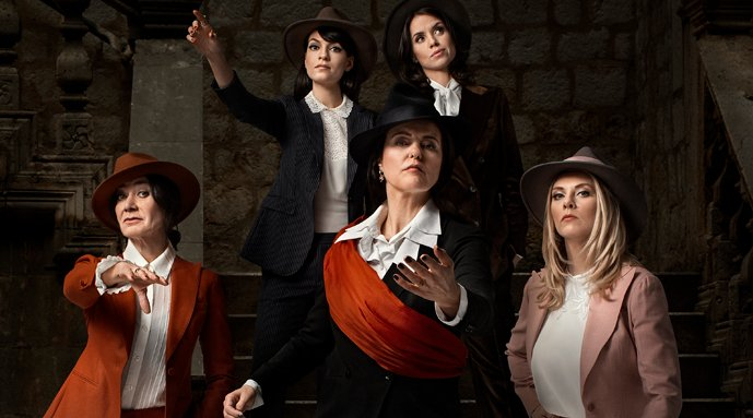 De Verleiders Female – Theater tickets