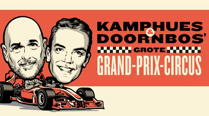 Kamphues & Doornbos – Theater ticket
