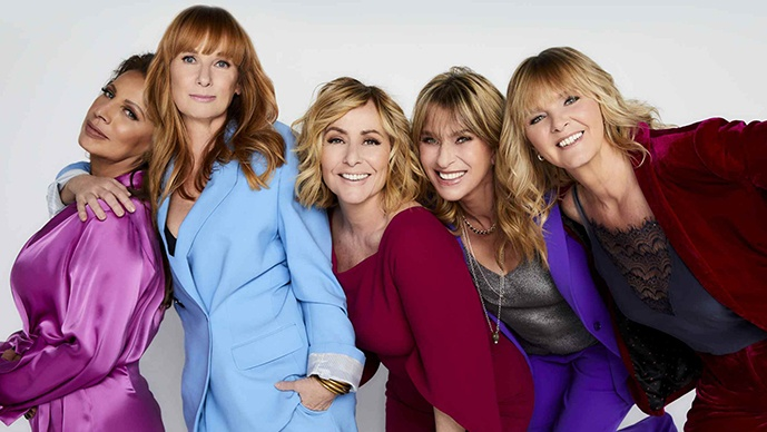 Dolly Dots – Sisters on Tour – Tickets