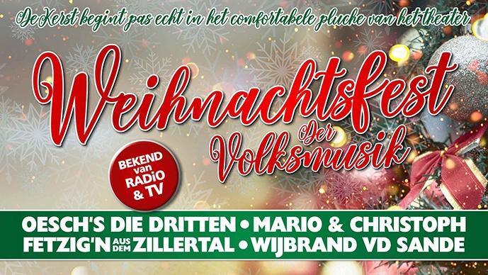Weihnachtsfest der Volksmusik