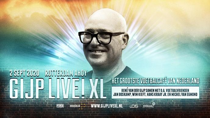GIJP LIVE! XL – Tickets Ahoy