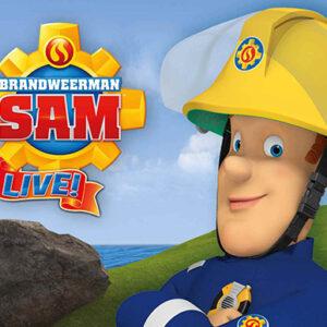 Brandweerman Sam Live! – De Verloren Piratenschat