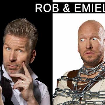 Rob & Emiel – Van Houdini Tot Copperfield