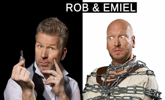 Rob & Emiel