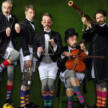 Släpstick – The Gentlemen's Ball