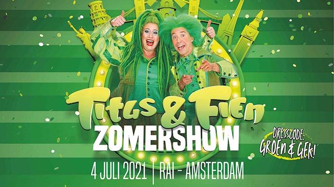 Titus & Fien – Zomershow