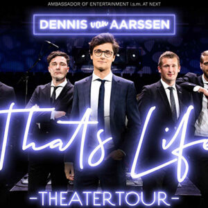 Dennis van Aarssen – Theater tour