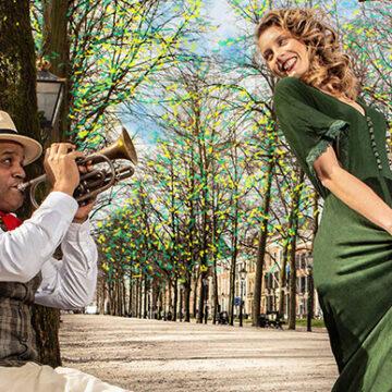 SWINGIN' PARIS – The Legends ft. Michael Varekamp – Theater