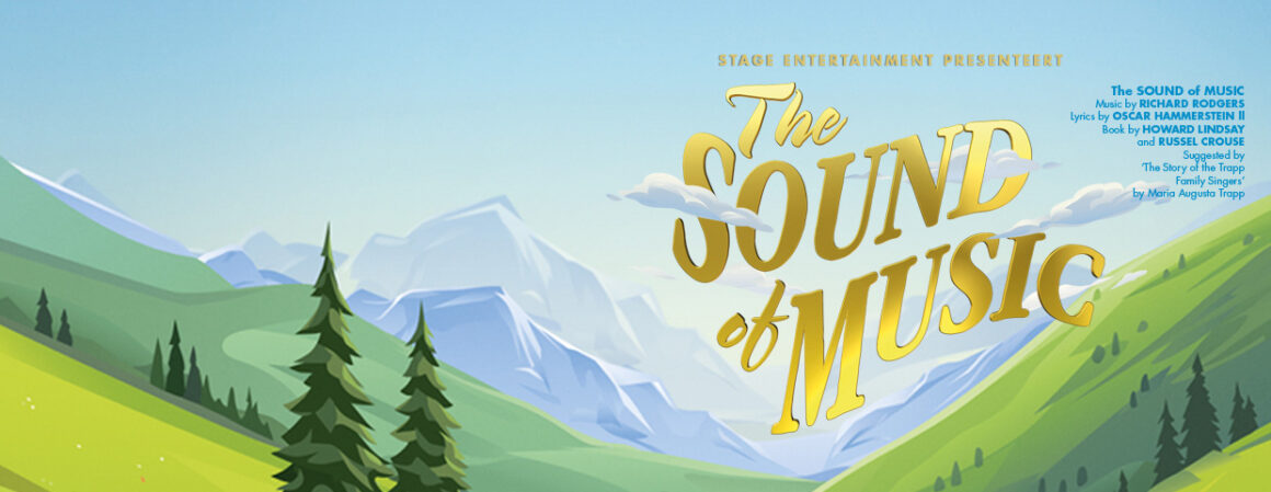 sound of music banner